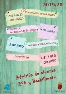 cartel_admision_eso-bachillerato_2019